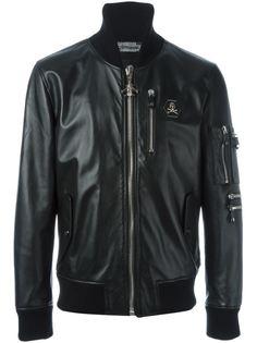 куртка-бомбер Hey Philipp Plein