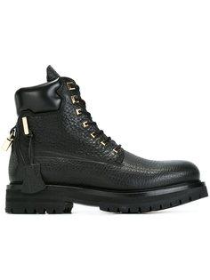 армейские ботинки  Buscemi