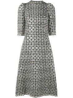 платье в горошек  Dolce & Gabbana