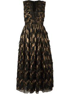 платье без рукавов  Dolce & Gabbana