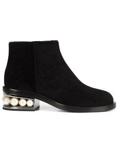 ботинки Casati Pearl Nicholas Kirkwood