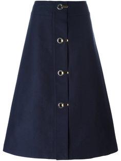 юбка с люверсами  Marni