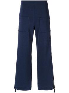 укороченные брюки Gloria Coelho