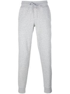 спортивные брюки кроя слим Moncler