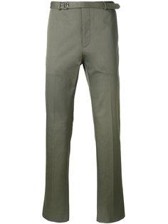 брюки со стрелками Valentino