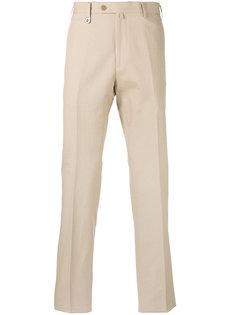 брюки чинос классического кроя Salvatore Ferragamo