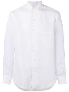 классическая рубашка Loro Piana