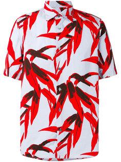 рубашка с принтом Swash Marni