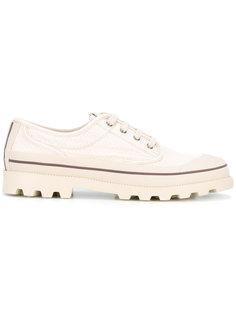 ботинки Valentino Garavani на шнуровке Valentino