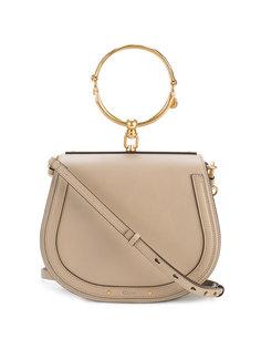 сумка на ручке-браслете Nile среднего размера  Chloé