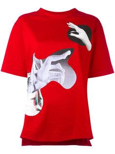 футболка с принтом Woman Proenza Schouler