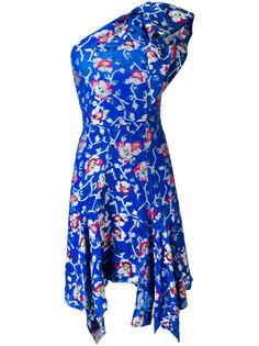 платье с цветочным принтом Parlam  Isabel Marant