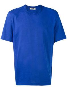 классическая футболка MSGM