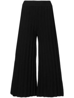 плиссированные брюки колор-блок  Derek Lam 10 Crosby