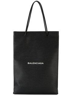 средняя сумка-шоппер North-South Balenciaga
