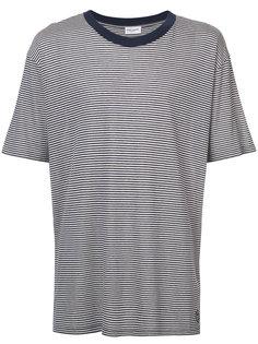 полосатая футболка  Saint Laurent