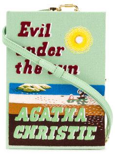 клатч-книга Evil Under The Sun Olympia Le-Tan