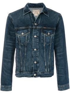 классическая джинсовая куртка Polo Ralph Lauren