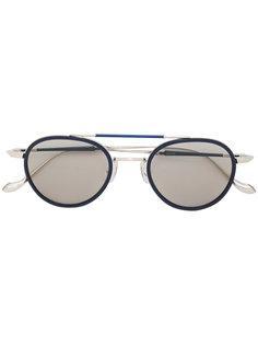 солнцезащитные очки с двойной планкой Matsuda