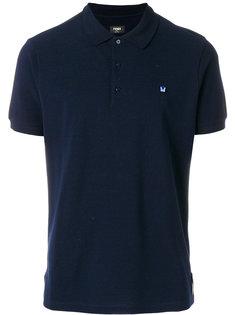 футболка-поло с короткими рукавами  Fendi