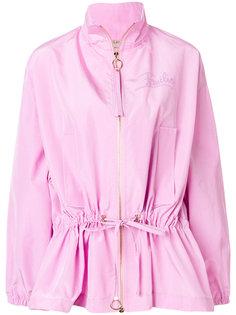 куртка на молнии со сборкой Emilio Pucci