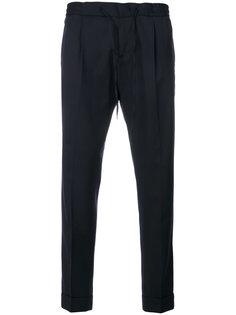 укороченные брюки Paolo Pecora