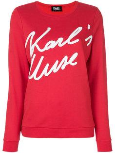 толстовка Karls Muse Karl Lagerfeld