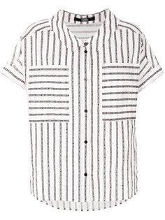 рубашка Karl Sails в полоску Karl Lagerfeld