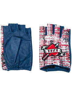 перчатки Captain Karl Karl Lagerfeld