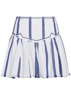 мини-юбка в полоску  Isabel Marant Étoile