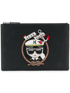 сумка Captain Karl Karl Lagerfeld