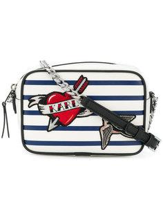 сумка через плечо Captain Karl Karl Lagerfeld