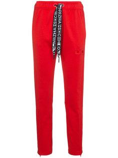 брюки карго с камуфляжным принтом PSWL Proenza Schouler