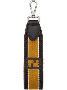 плетеная лямка для сумки с логотипом Fendi