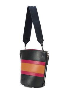 сумка-мешок в полоску Marni