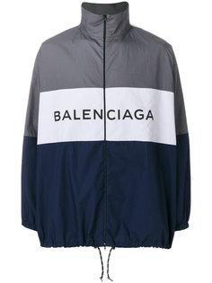 поплиновая рубашка Bal Tracksuit Balenciaga