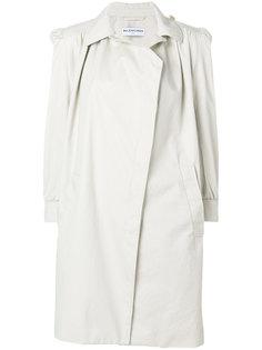 пальто Bal Pulled Feminine Balenciaga