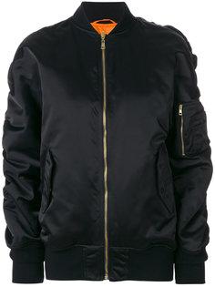 классическая куртка-бомбер  Balenciaga