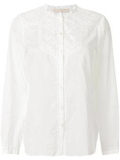рубашка с оборочной отделкой Vanessa Bruno