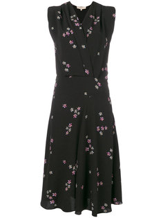 floral day dress Vanessa Bruno