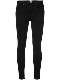 облегающие джинсы с дыркой на колене Mcguire Denim