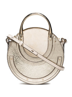 сумка через плечо Metallic Pixie Chloé
