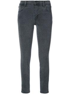 укороченные облегающие джинсы J Brand