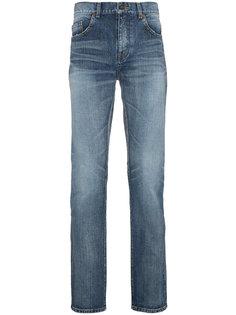 """джинсы """"скинни"""" с эффектом варенки Saint Laurent"""