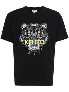 футболка с короткими рукавами и принтом  Kenzo