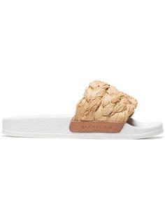 плетеные сандалии  Robert Clergerie
