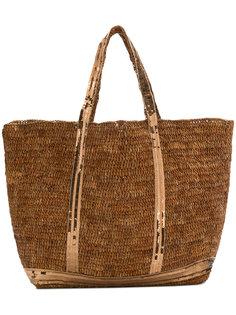 сумка-шоппер с пайетками Vanessa Bruno