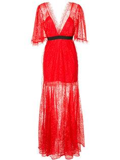 длинное платье Look Good Alice Mccall