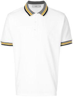 футболка-поло с эластичной окантовкой Pringle Of Scotland