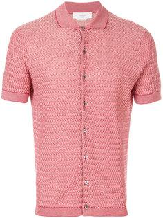 """рубашка с узором """"аргайл"""" Pringle Of Scotland"""